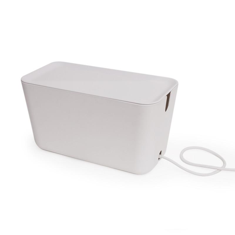 Bosign Органайзер для проводов cablebox большой белый дозатор bosign 263101