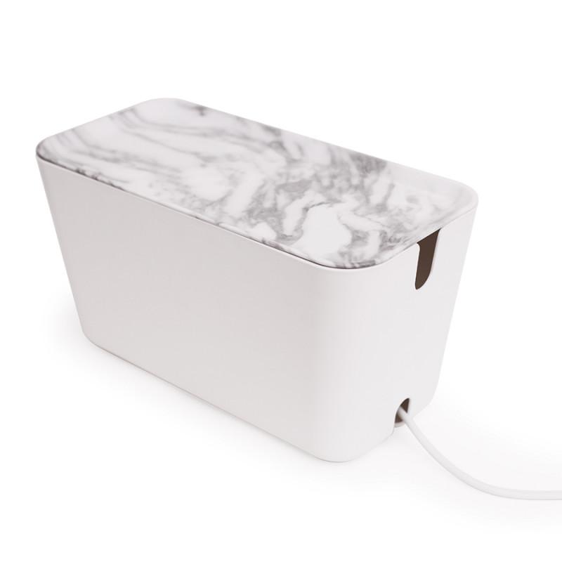 Bosign Органайзер для проводов cablebox большой белый-серый дозатор bosign 263101