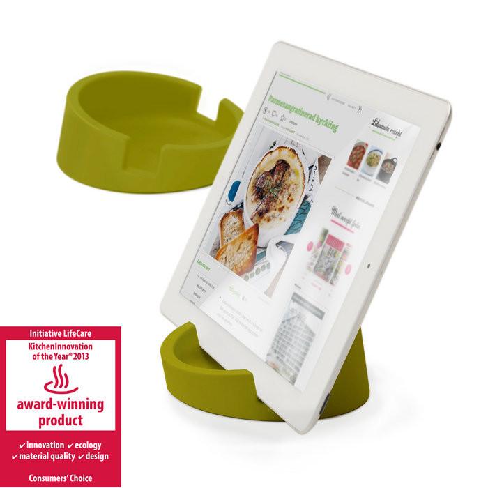 Bosign Подставка для планшета 3-в-1 зеленая дозатор bosign 263101
