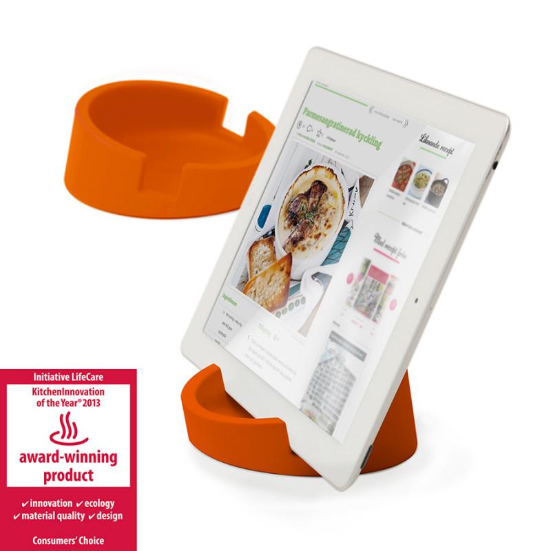 Bosign Подставка для планшета 3-в-1 оранжевая дозатор bosign 263101