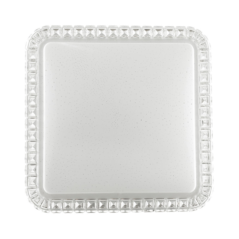 Sonex 2035/CL SN18 000 пластик/белый/декор Н/п светильник LED 28W 220V KAROLA sonex 256 sn15 000 provenc gold white