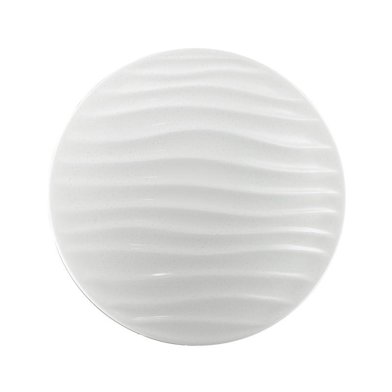 Sonex 2040/CL SN18 000 пластик/белый Н/п светильник LED 28W 220V WAVE sonex 256 sn15 000 provenc gold white