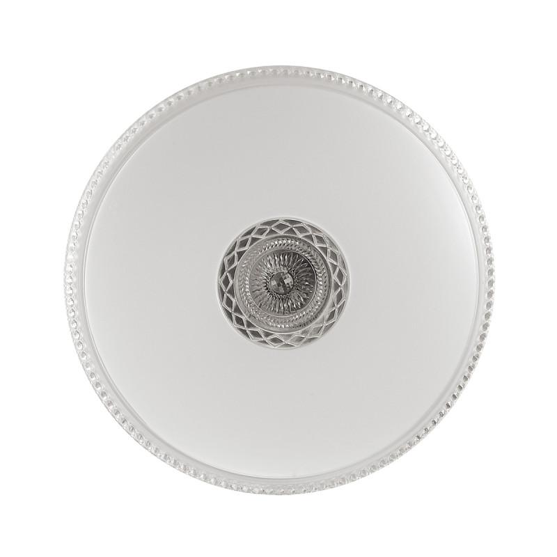 Sonex 2044/DL SN18 000 пластик/белый/декор Н/п светильник LED 48W 220V LAVORA sonex 256 sn15 000 provenc gold white