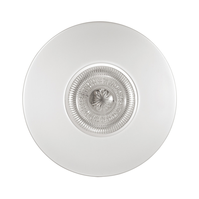 Sonex 2047/DL SN18 000 пластик/белый/декор Н/п светильник LED 48W 220V STRONT sonex 256 sn15 000 provenc gold white