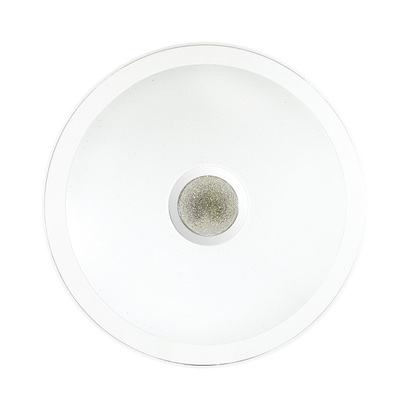 Sonex 2054/DL SN18 000 пластик/белый/декор /пульт ДУ Н/п светильник LED 48W 220V GALEO sonex 256 sn15 000 provenc gold white