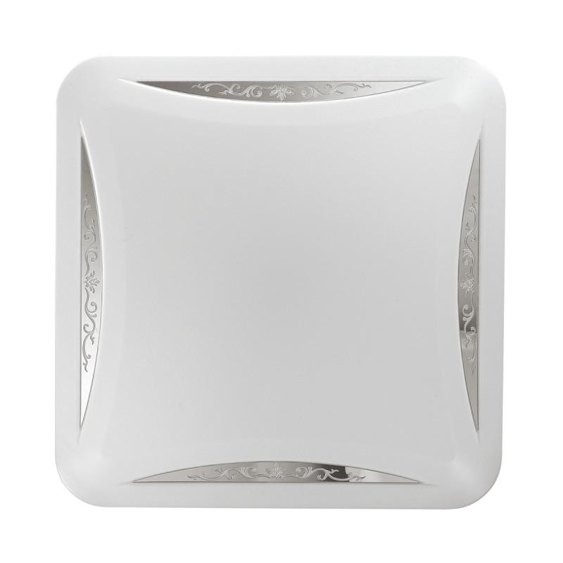 Sonex 2055/EL SN18 000 пластик/белый/декор/пульт ДУ Н/п светильник LED 72W 220V KRONA janome 2055 белый зеленый