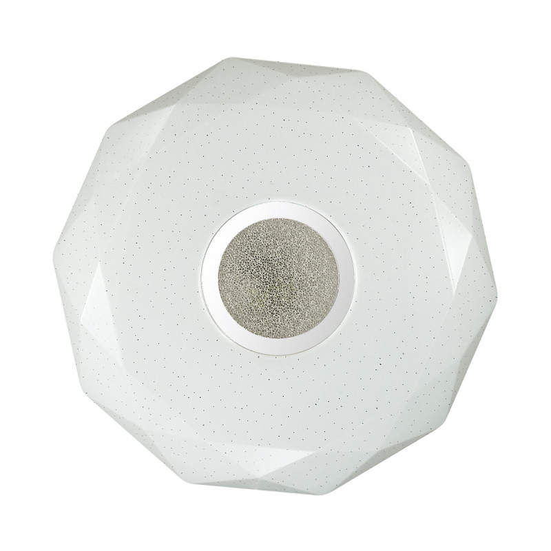 Sonex 2057/DL SN18 000 пластик/белый/декор Н/п светильник LED 48W 220V PRISA sonex 256 sn15 000 provenc gold white