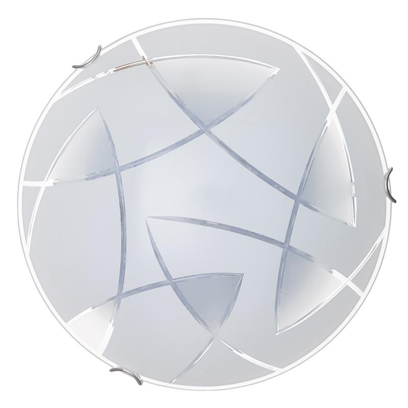 Sonex 241/DL SN18 000 хром/белый Н/п светильник LED 48W 220V GENI sonex 256 sn15 000 provenc gold white