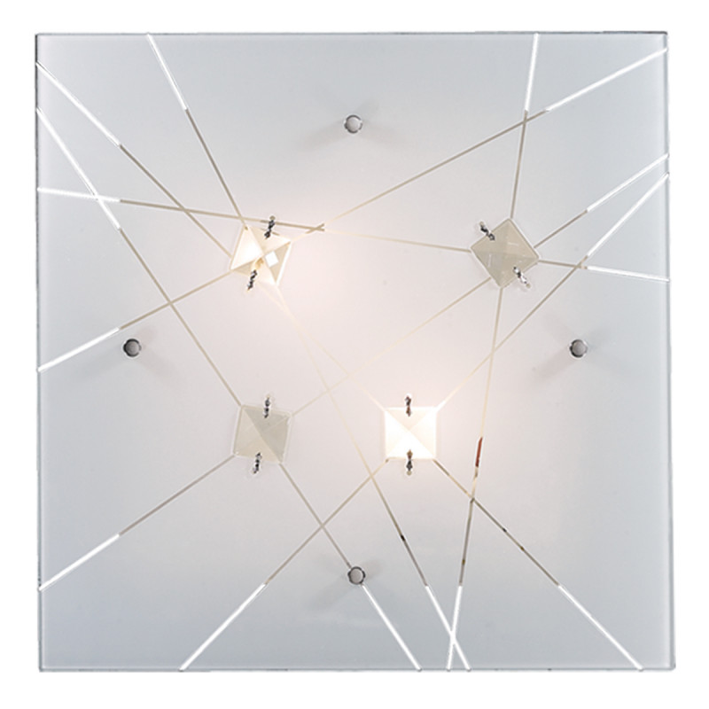Sonex 3235/DL FBR18 000 белый/хрусталь Н/п светильник LED 48W 220V OPELI джон дэвисон рокфеллер как я нажил 500 000 000 мемуары миллиардера