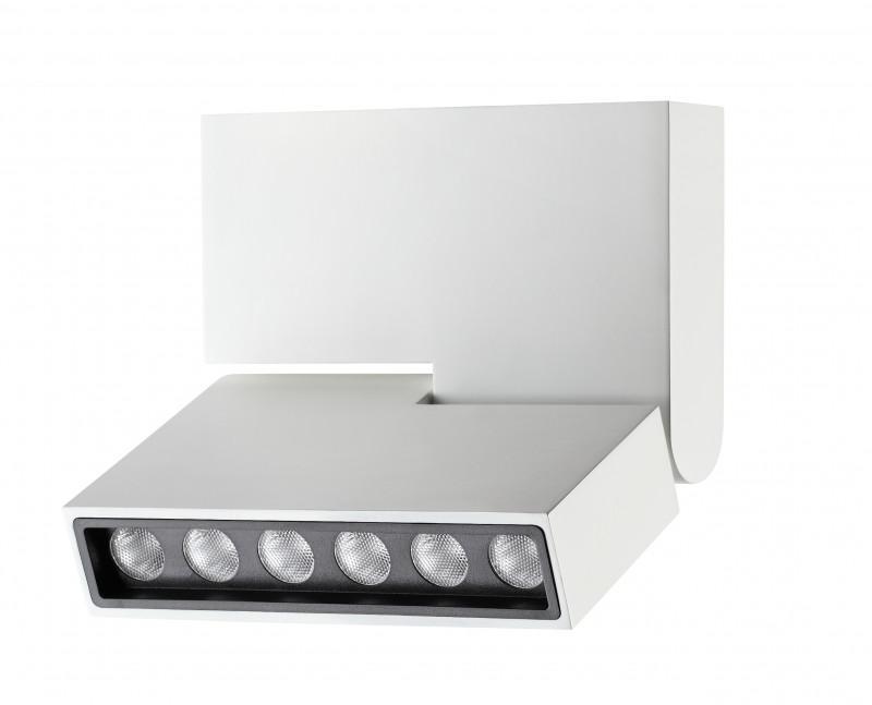 Novotech 357538 NT18 000 белый Накладной светильник LED 6*1W 110-240V EOS миникарта орел 1 12 000 1 18 000