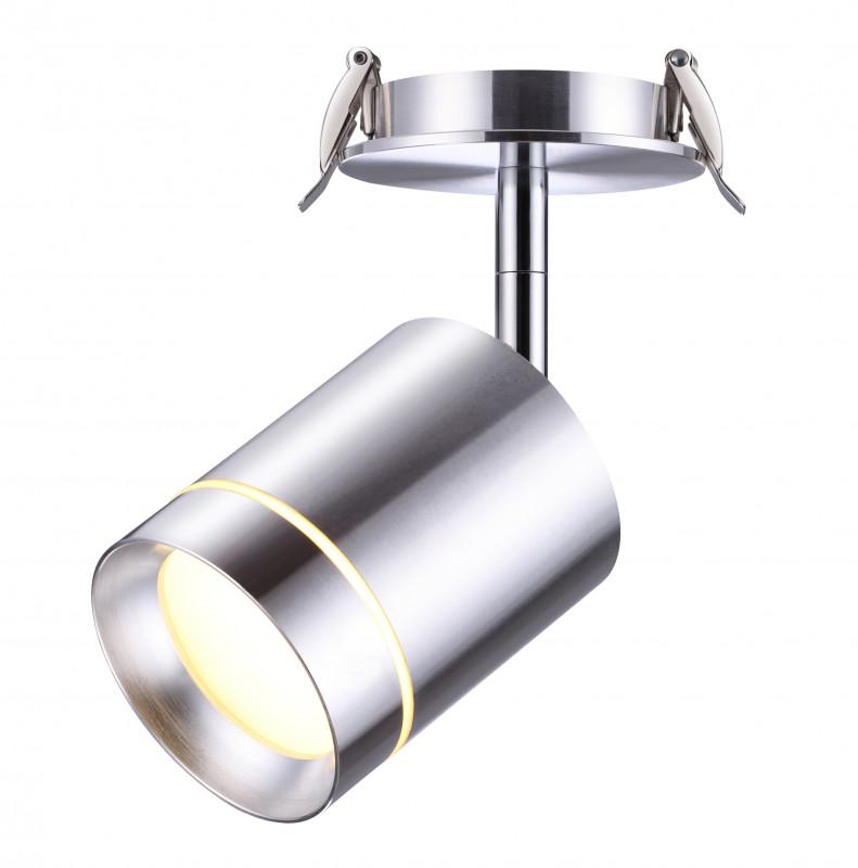 цены на Novotech 357689 NT18 000 алюминий Встраиваемый светодиодный светильник IP20  COB 9W 160-265V ARUM в интернет-магазинах