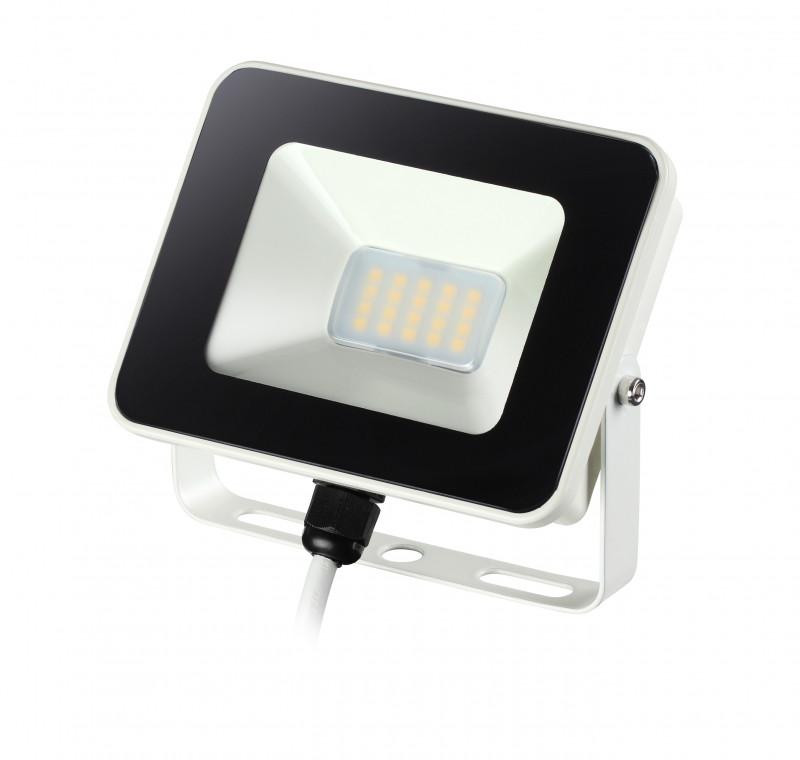 Novotech 357530 NT18 000 белый Прожектор светодиодный с датчиком движения 20LED 10W 220-240V ARMIN