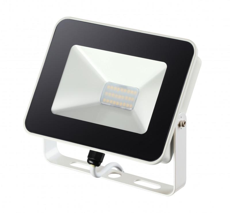 Novotech 357532 NT18 000 белый Прожектор светодиодный с датчиком движения  27LED 20W 220-240V ARMIN