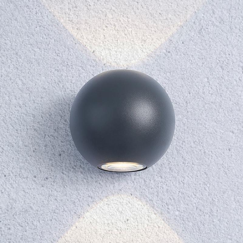 Elektrostandard 1566 TECHNO LED DIVER серый elektrostandard лампа светодиодная elektrostandard свеча на ветру сdw led d 6w 3300k e14 4690389085505