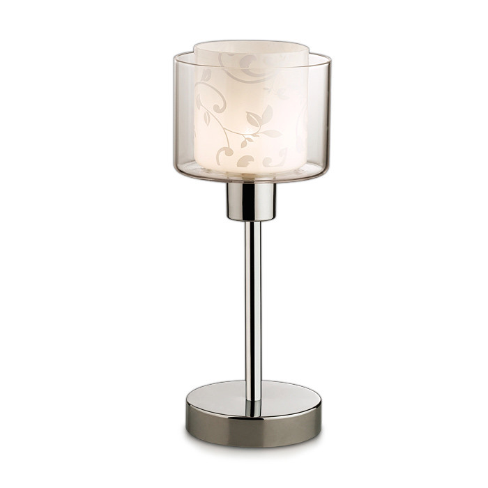LUMION 2210/1T LN18 125 хром Н/лампа G9 40W 220V ISKO бактерицидная лампа дрт 125 1 магазины