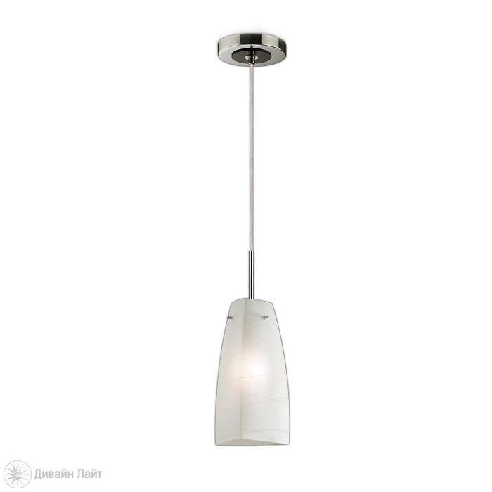LUMION 2284/1 LN18 121 никель Подвес E27 60W 220V YAMI светильник подвесной lumion 2284 1