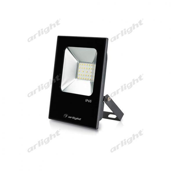 Arlight Светодиодный прожектор AR-FLAT-ICE-20W-220V Day (Black, 120 deg) arlight светодиодный прожектор ar flat architect 20w 220v day grey 50x70 deg