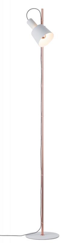 Paulmann Mare Stehl max1x20W Ws m/Ku m Metall paulmann vanja pendell max1x20w wei klar glas mt
