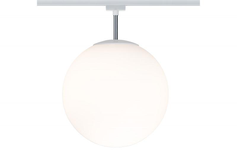 Paulmann URail Ceiling Globe 300 max1x20W E27 Ws paulmann спот для шинной системы paulmann urail basic spot 950 21