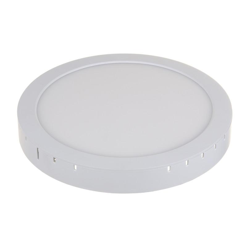 Elektrostandard DLR020 18W 4200K накладной светодиодный светильник elektrostandard dlr020 18w 4200k 4690389084560