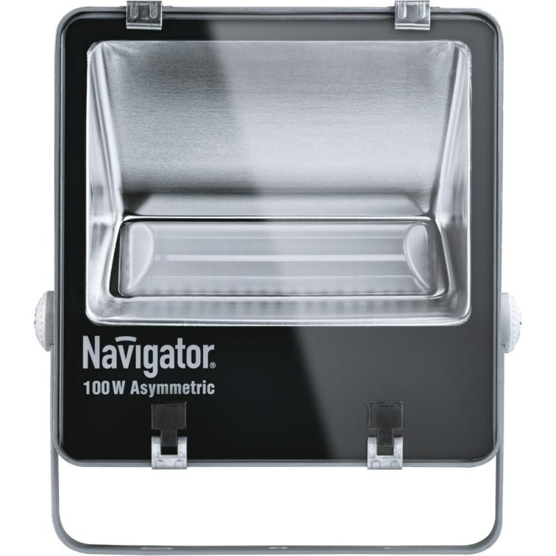 Navigator Светильник Navigator 94 748 NFL-AM-100-5K-GR-IP65-LED люстра navigator 94 608 nfl sh1 150 r7s wh