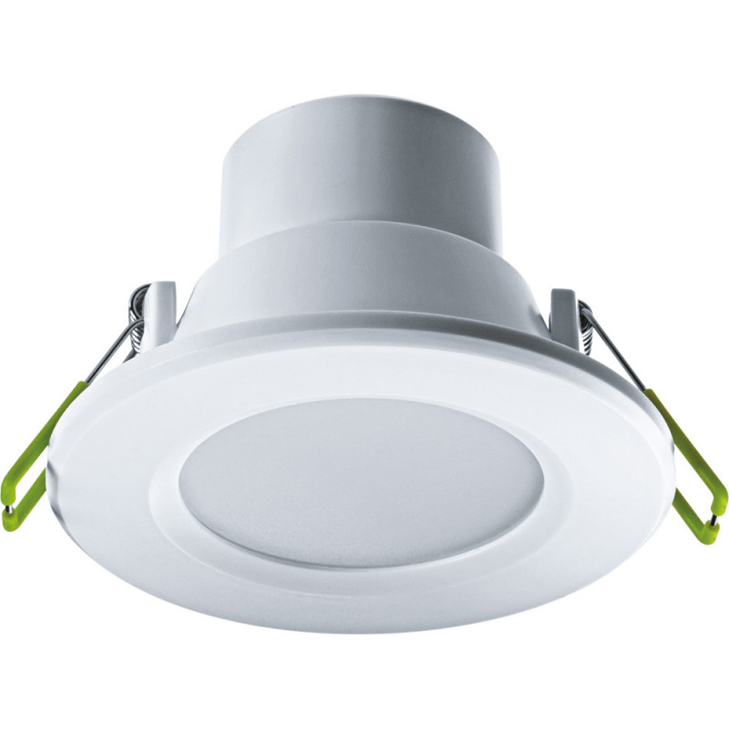 Navigator Светильник Navigator 94 833 NDL-P1-6W-840-WH-LED (аналог R63 60 Вт)(d100) точечный светильник navigator 94 873 94 883 ndl bf