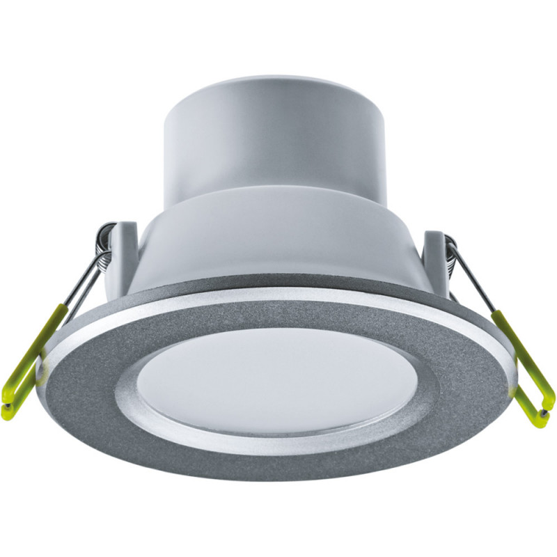 Navigator Светильник Navigator 94 834 NDL-P1-6W-840-SL-LED (аналог R63 60 Вт)(d100) точечный светильник navigator 94 873 94 883 ndl bf