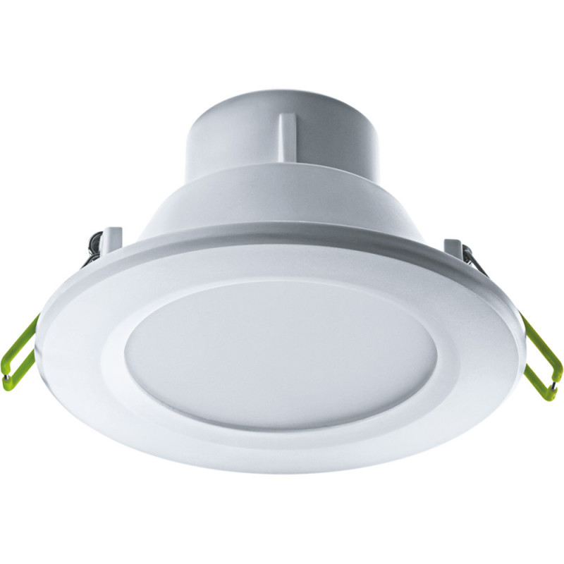 Navigator Светильник Navigator 94 836 NDL-P1-10W-840-WH-LED (аналог R80 100 Вт)(d121) точечный светильник navigator 94 873 94 883 ndl bf