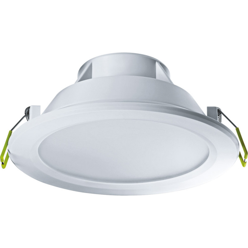 Navigator Светильник Navigator 94 837 NDL-P1-20W-840-WH-LED (аналог Downlight КЛЛ 2х18) точечный светильник navigator 94 873 94 883 ndl bf