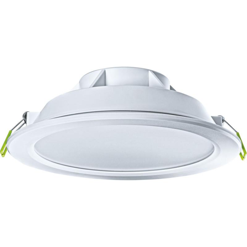 Navigator Светильник Navigator 94 838 NDL-P1-25W-840-WH-LED(аналог Downlight КЛЛ 2х26) точечный светильник navigator 94 873 94 883 ndl bf