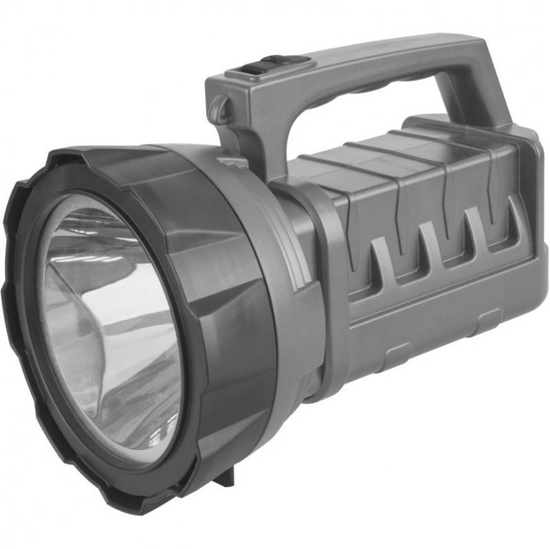 Navigator Фонарь Navigator 71 596 NPT-SP14-ACCU Прожект. 3Вт LED, 200лм, АКБ 3Ач. navigator фонарь кемпинговый navigator npt ca08 accu iqg l8g6
