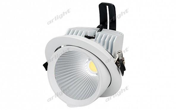 Arlight Светильник LTD-150WH-EXPLORER-30W Warm White 38deg