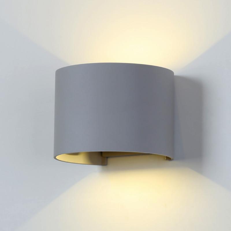 Elektrostandard 1518 TECHNO LED BLADE серый elektrostandard лампа светодиодная elektrostandard свеча на ветру сdw led d 6w 3300k e14 4690389085505
