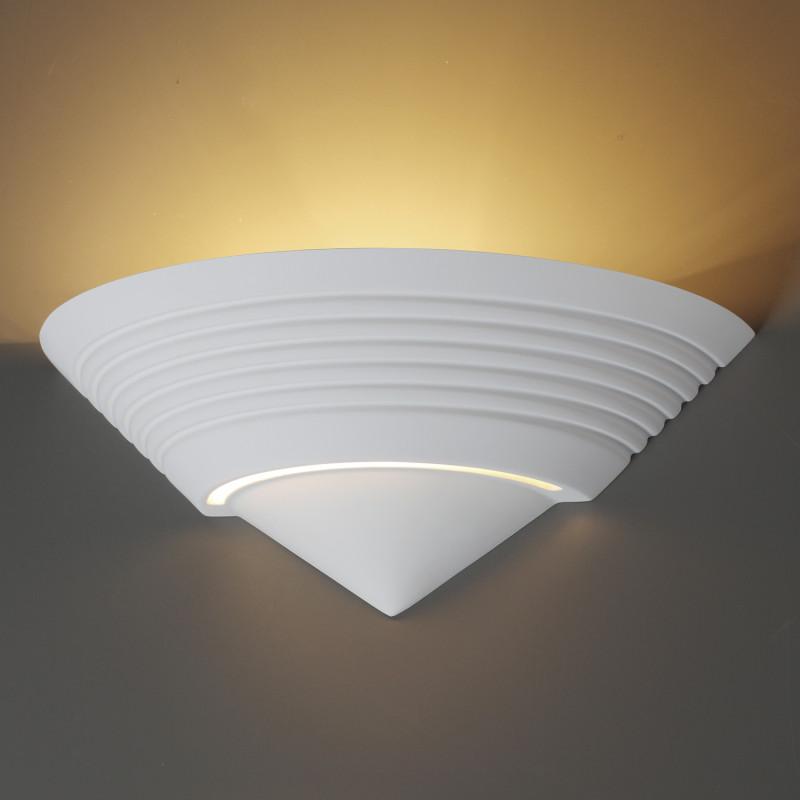 Odeon Light 3547/1W ODL18 000 белый гипсовый Настенный светильник IP20 E14 40W 220V GIPS миникарта орел 1 12 000 1 18 000