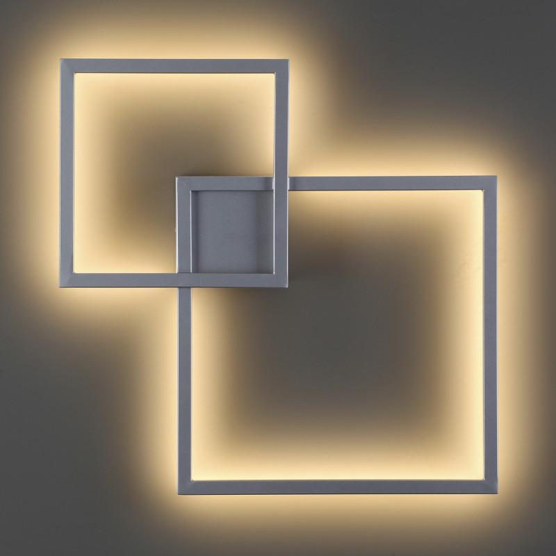 Odeon Light 3558/18CL ODL18 109 серебристый Н/п светильник IP20 LED 18W 1200Лм 220V QUADRALED ноутбук dell inspiron 3558 3558 5278