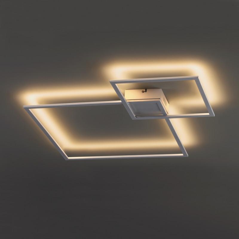 Odeon Light 3558/30CL ODL18 108 серебристый Н/п светильник IP20 LED 30W 3000K 2016Лм 220V QUADRALED ноутбук dell inspiron 3558 3558 5278
