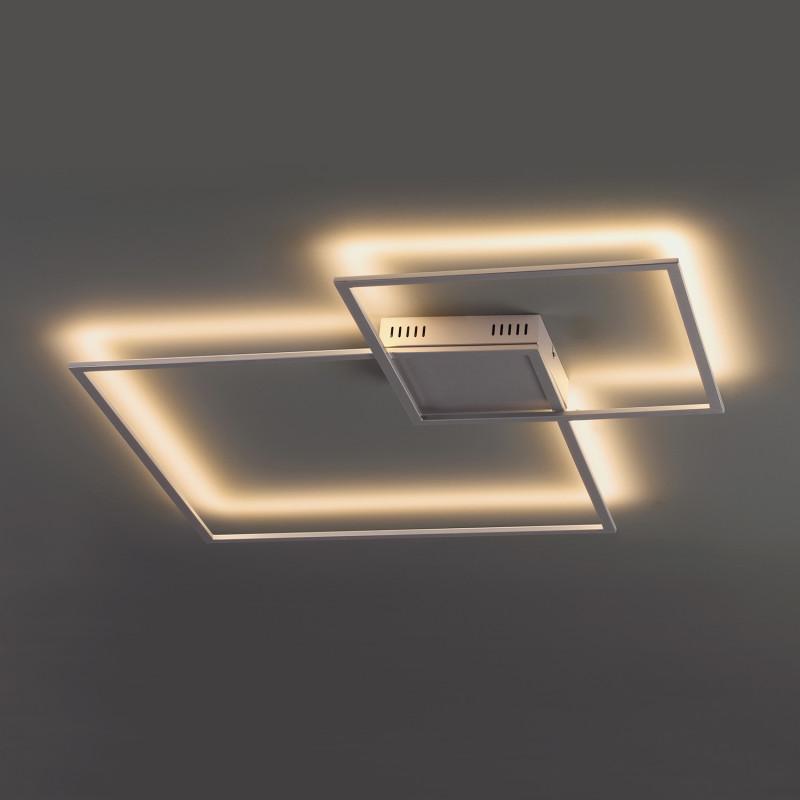Odeon Light 3558/36CL ODL18 109 серебристый Н/п светильник IP20 LED 36W 2400Лм 220V QUADRALED ноутбук dell inspiron 3558 3558 5278