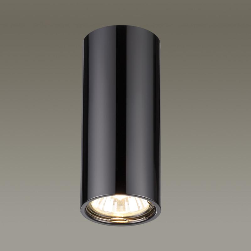 Odeon Light 3579/1C ODL18 126 черненый хром Потолочный накладной светильник IP20 G10 50W 220V MELARDA