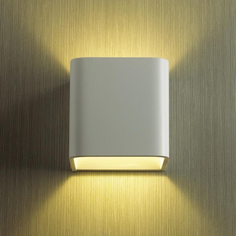 Odeon Light 3594/5WL ODL18 081 белый Настенный светильник IP20 LED 3000K 5W 450Лм 220V MURALIA гладильная доска ника стк1