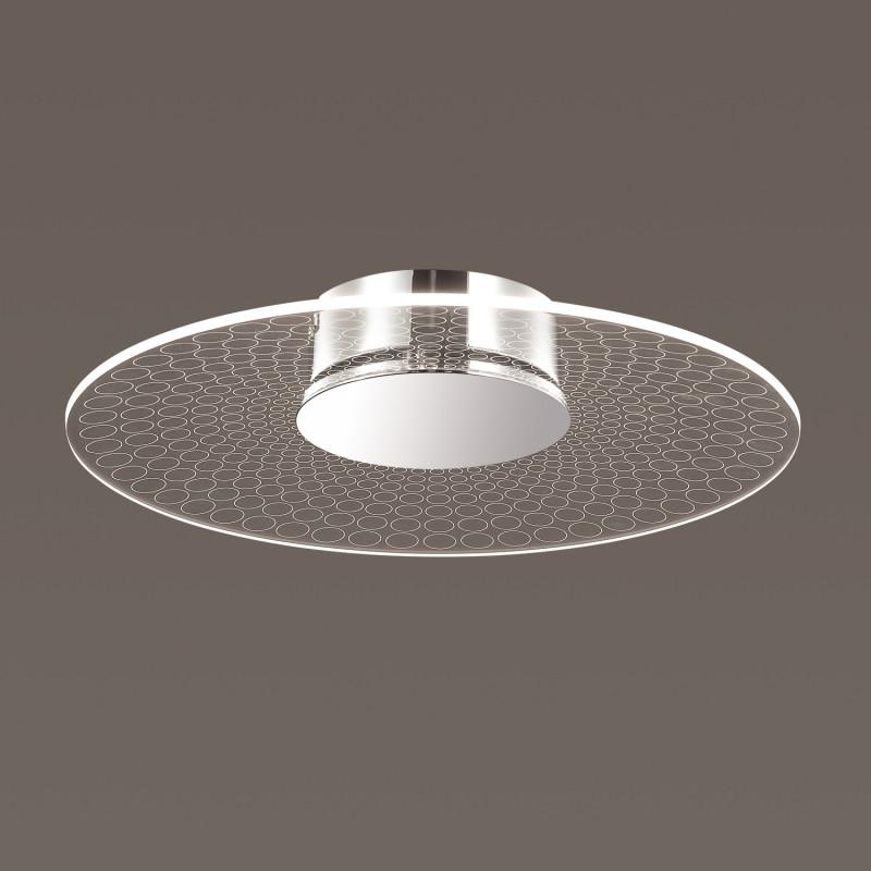 Odeon Light 3995/21CL ODL18 021 хром/прозрачный Люстра потолочная IP20 LED 21W 3.0V MONA sd113 24 21 021 sensor mr li