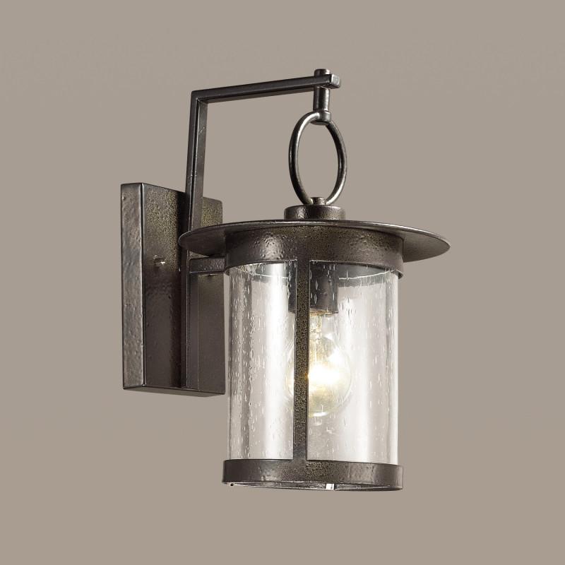 Odeon Light 4039/1W ODL18 724 бронзовый Уличный настенный светильник IP44 E27 60W 220V HOUSE