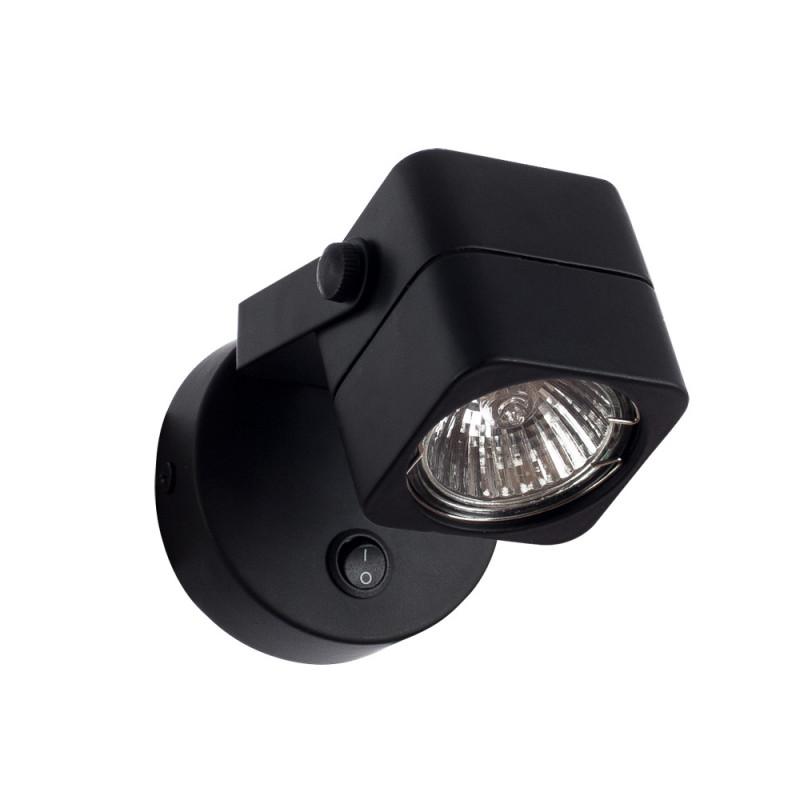 ARTE Lamp A1314AP-1BK бра arte lamp lente a1314ap 1bk