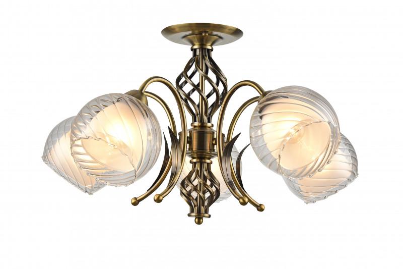 ARTE Lamp A1607PL-5AB люстра на штанге arte lamp dolcemente a1607pl 3ab