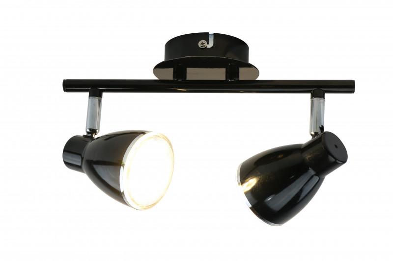 Фото ARTE Lamp A6008PL-2BK. Купить с доставкой