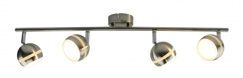 Фото ARTE Lamp A6009PL-4SS. Купить с доставкой