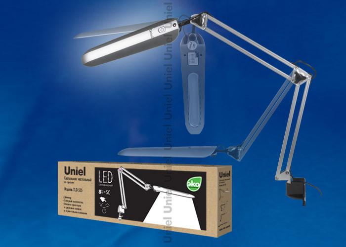 Uniel TLD-524 Silver/LED/500Lm/4500K/Dimmer бензиновая виброплита калибр бвп 20 4500