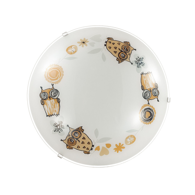 Sonex 2067/DL SN18 000 белый/желт/оранжевый Н/п светильник LED 48W 220V OVI купить электропилу ovi в ашан москва