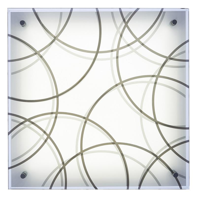 Sonex 2204/CL SN18 000 белый/серый Н/п светильник LED 28W 220V OMAKA sonex 256 sn15 000 provenc gold white