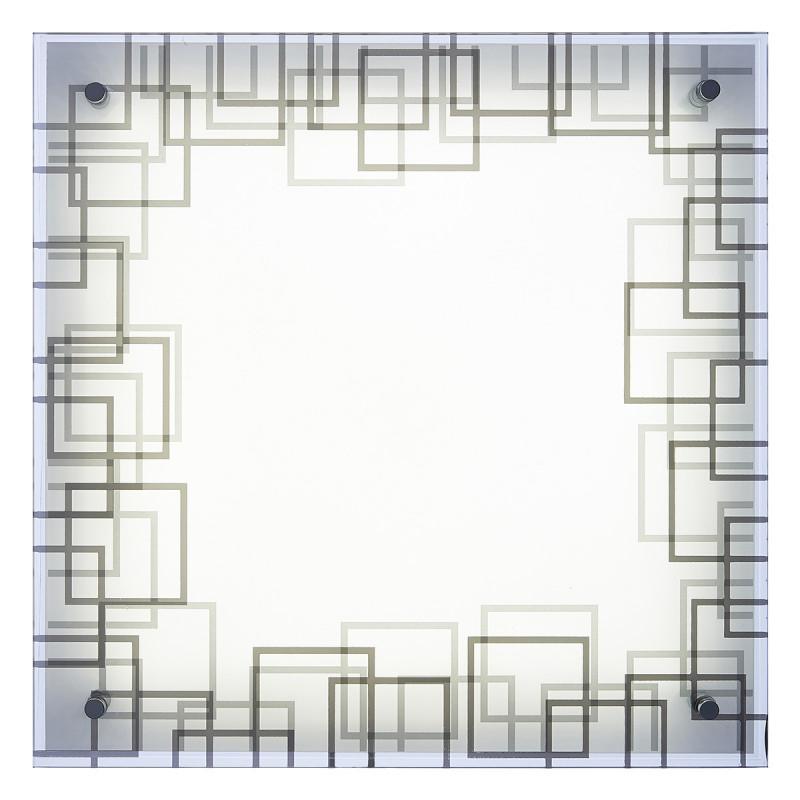 Sonex 3205/DL SN18 000 белый/серый Н/п светильник LED 48W 220V NOSTI sonex 256 sn15 000 provenc gold white