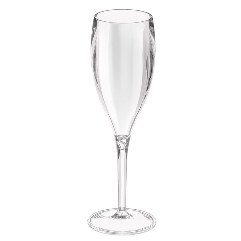 Koziol Бокал для шампанского cheers no. 1, 100 мл, прозрачный three cheers for women